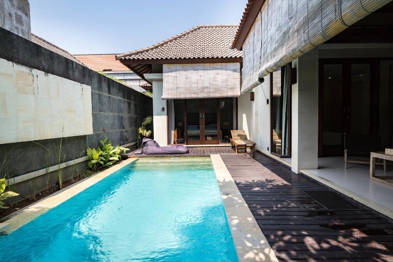 The Pool - Villa (2 BR) Seminyak with Private Pool - Kuta - rentals