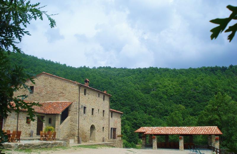 Casale Santarsa - Image 1 - Sansepolcro - rentals