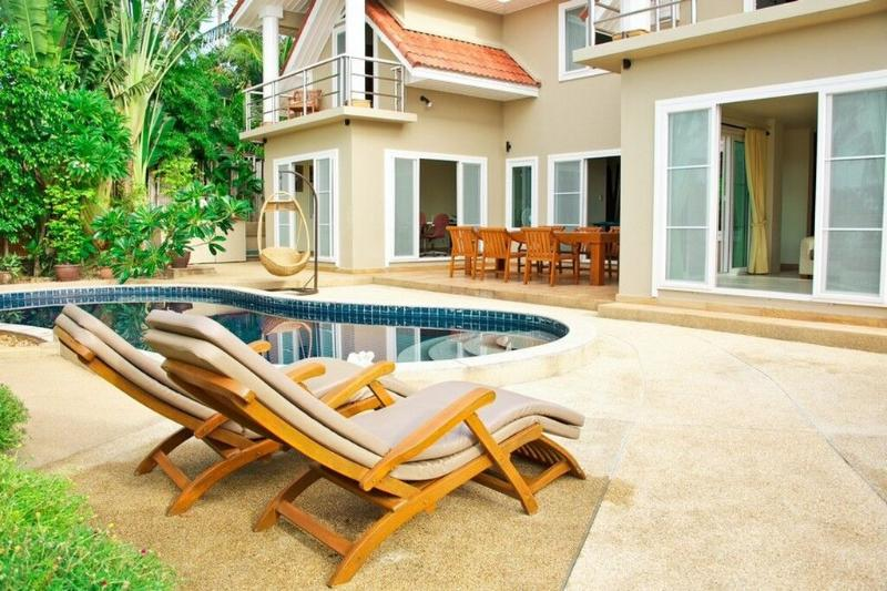 Villa 198 - Contact us for Special Monthly Rates - Image 1 - Choeng Mon - rentals