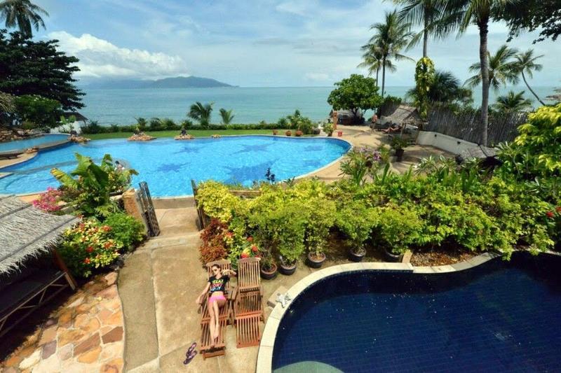 Villa 198 - Next to Beautiful Tongson Bay Beach - Image 1 - Choeng Mon - rentals