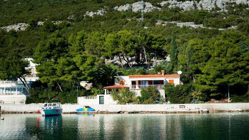 House from the sea - Villa Gluscevic - Klek - rentals
