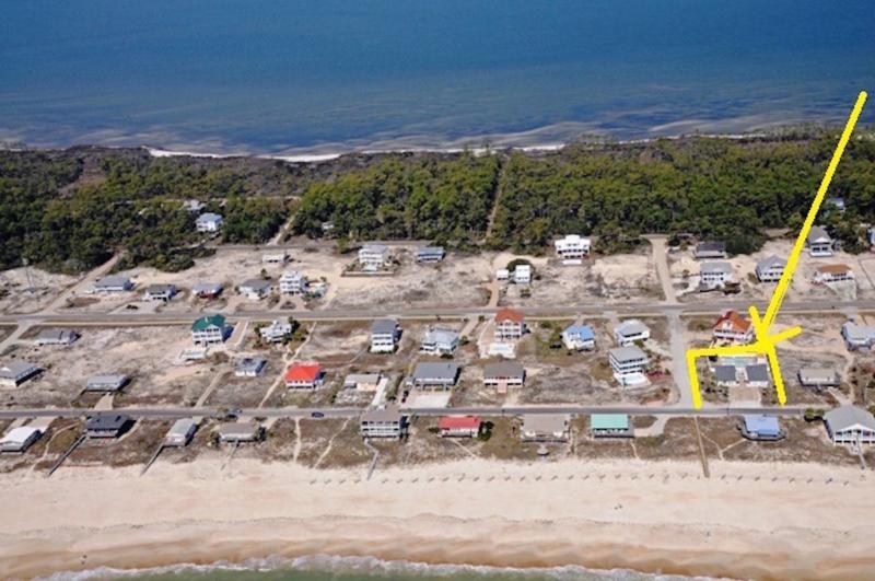 BEACH COTTAGE WITH POOL - GULF BEACH ACCESS - Image 1 - Saint George Island - rentals