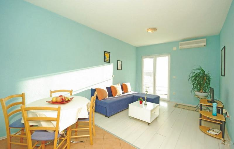 Living room - A2+2 Blue apartment - Makarska - rentals