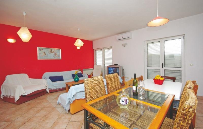 Living room - A9+2 Red Apartment - Makarska - rentals