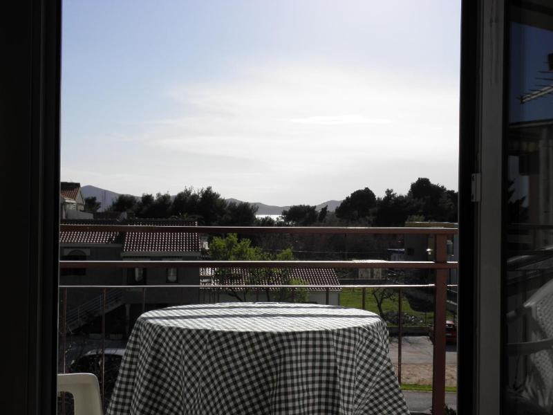 A1 Lijevi (3+2): terrace view - 2451 A1 Lijevi (3+2) - Zadar - Zadar - rentals