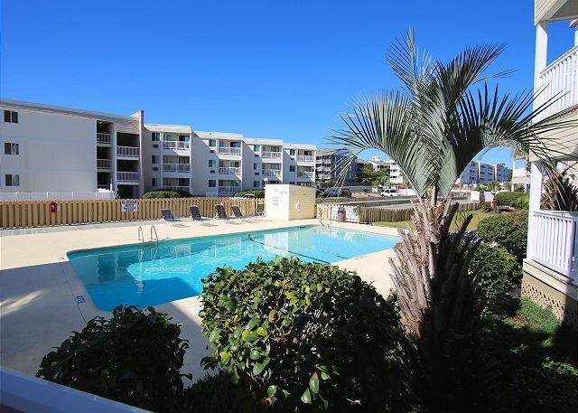 Nice, cozy, convenient unit, APATB VI  #107 Shore Drive,Myrtle Beach - Image 1 - Myrtle Beach - rentals