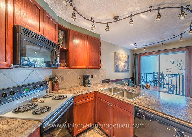 Newly remodeled Ski in Ski out Studio at Iron Horse Resort - Image 1 - Winter Park - rentals
