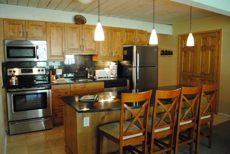 Kitchen - Lift One - 208 - 2B/2B - Aspen - rentals