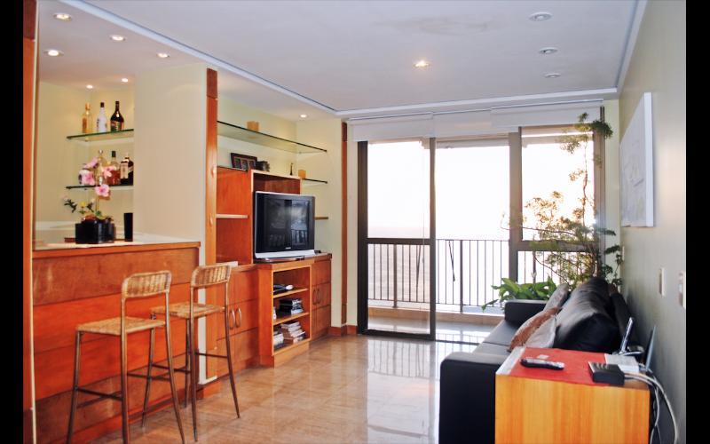 AMAZING CITY & SEA VIEW 2-BDR A1-004 - Image 1 - Rio de Janeiro - rentals