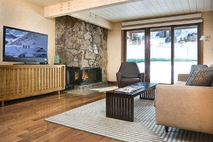 Living-room - Fabulous Condo in Aspen (Aspen 1 BR, 1 BA Condo (Lift One - 209 - 1B/1B)) - Aspen - rentals