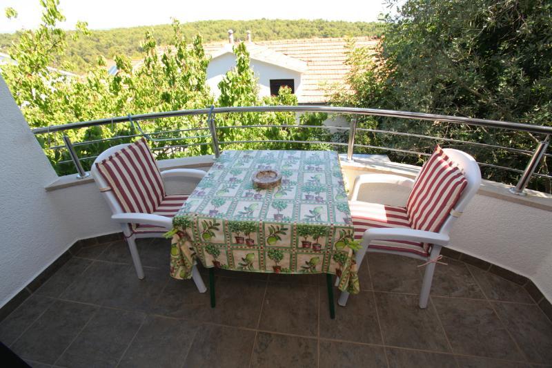 SA4(2): terrace - 35061 SA4(2) - Vrboska - Vrboska - rentals