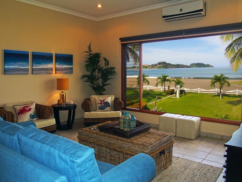 Yes, It's beachfront! - Gaily's Dream- Brand New Beachfront Vacation Rental - Playa Flamingo - rentals