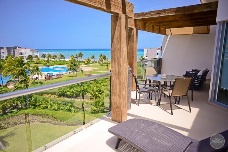 This is when we say: what a view! - OCEAN VIEW! Extraordinary PH, cap. 8 people - Playa del Carmen - rentals