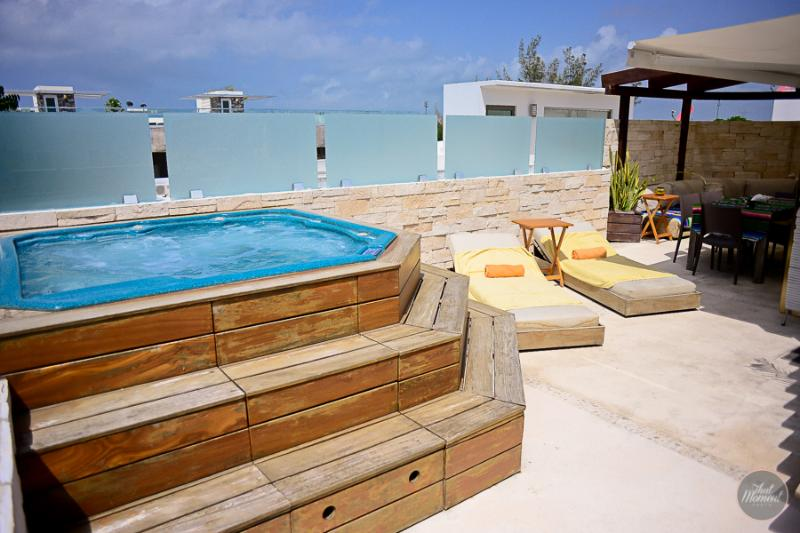 Beautiful private terrace - RIGHT ON 5TH AVE! Beautiful PH ideal for 5 people - Playa del Carmen - rentals