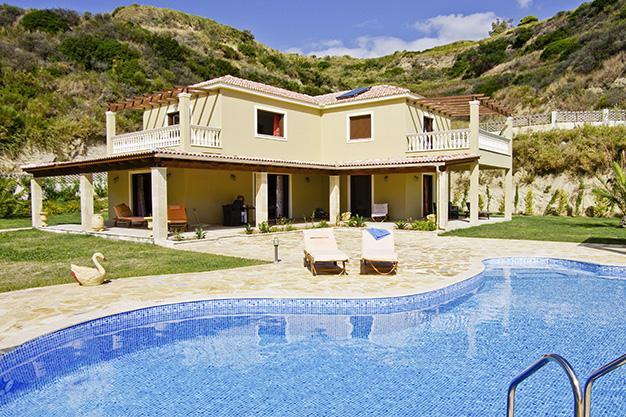 Villa Alexandros (Spartia) - Image 1 - Spartia - rentals