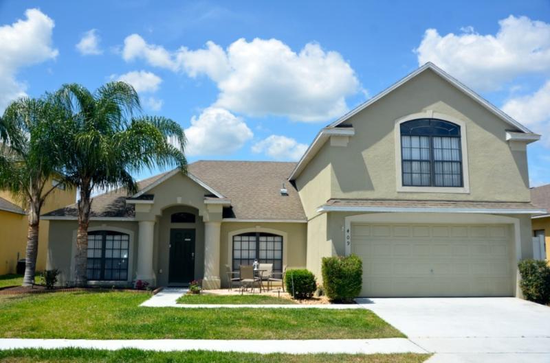 Disney Area 5Bd Pool Home,Spa, GmRm,WiFi-Frm$175nt - Image 1 - Orlando - rentals
