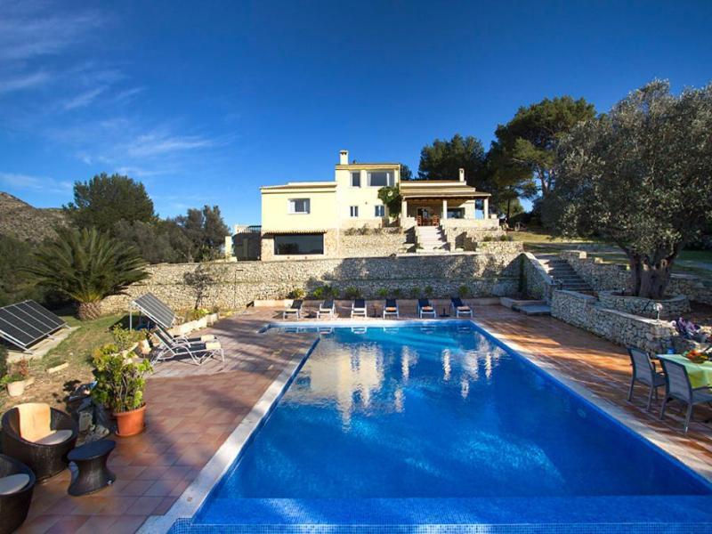 6 bedroom Villa in Alcudia, Mallorca, Mallorca : ref 2091344 - Image 1 - Mal Pas - rentals