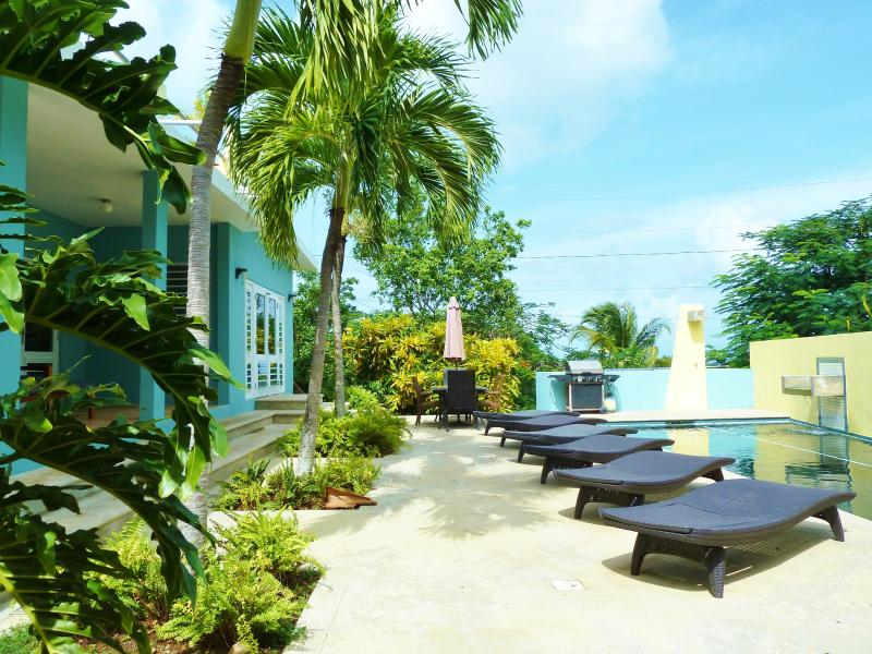 Welcome to Casa Tolteca! - Casa Tolteca- Stylish Modern Villa with Pool/Views - Isla de Vieques - rentals