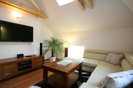 Luxury Attic Apartment with 2 bathrooms - 3243 - Image 1 - Prague - rentals