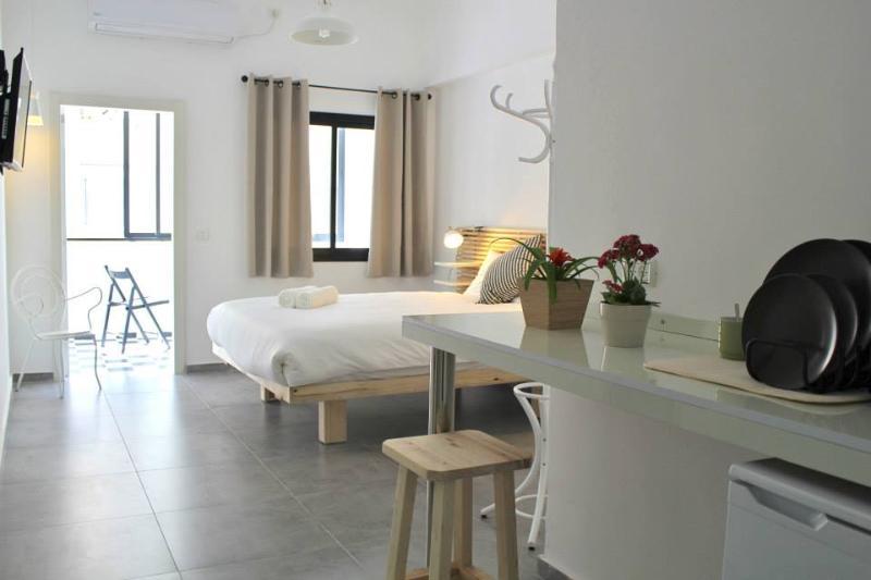 Executive Studio- Smolenskin St. - Image 1 - Tel Aviv - rentals