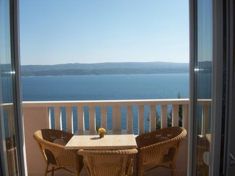 SA4(2): balcony - 7237 SA4(2) - Stanici - Stanici - rentals