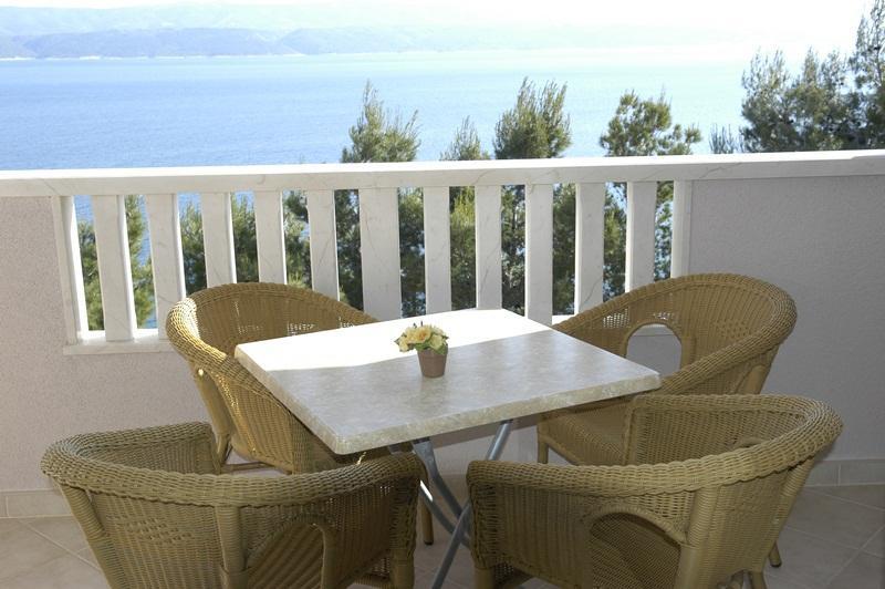 A2(2+2): balcony - 7237 A2(2+2) - Stanici - Stanici - rentals