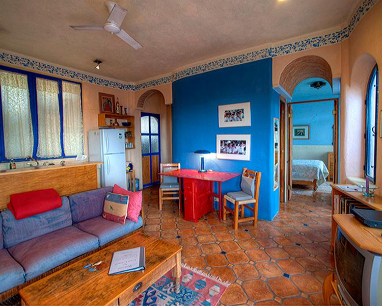 The Blue Horizon. Sleeps 2 - Casa Caracol - San Miguel de Allende - rentals