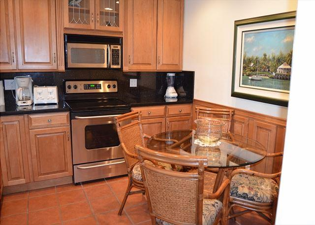 Kitchen - Atlantic Paradise Found C232 - Key West - rentals