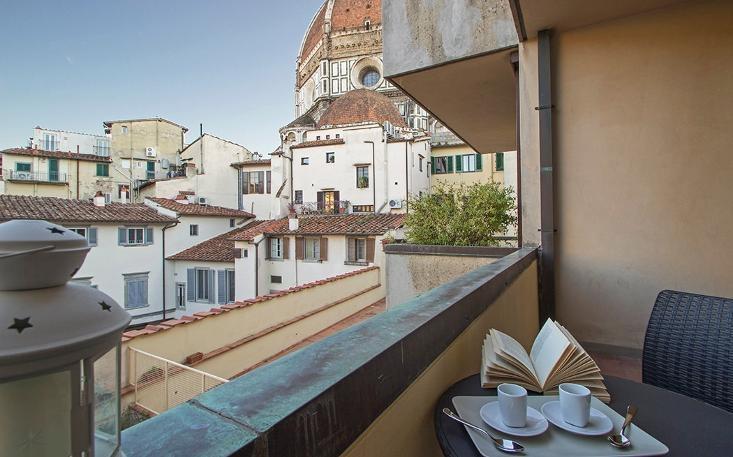 Duomo View - Image 1 - Florence - rentals