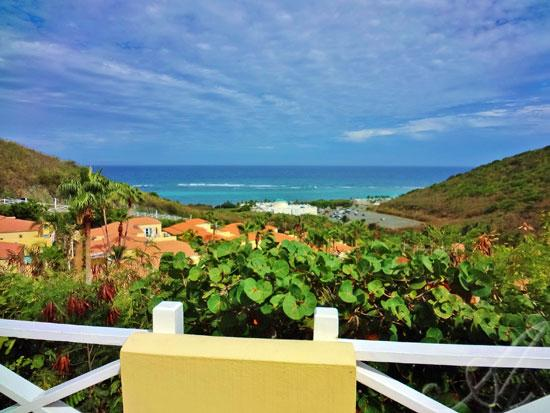 Crystal clear mesmerizing views! - Sea Breeze~Comfort by the sea; private pool villa - Teague Bay - rentals