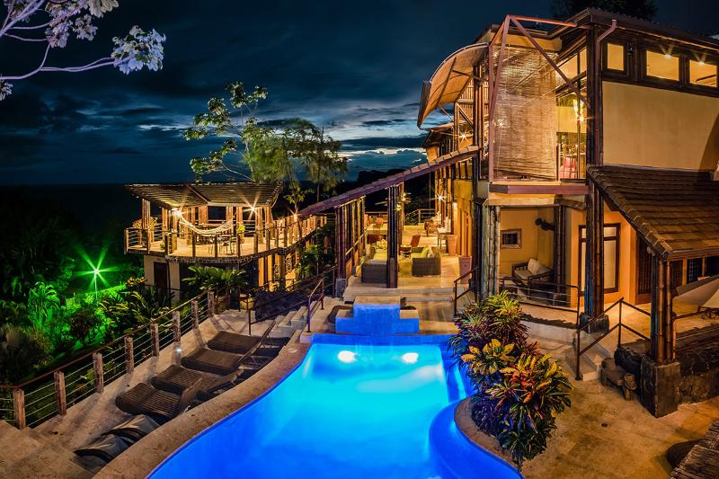 Casa Ramon, Sleeps 12 - Image 1 - Dominical - rentals