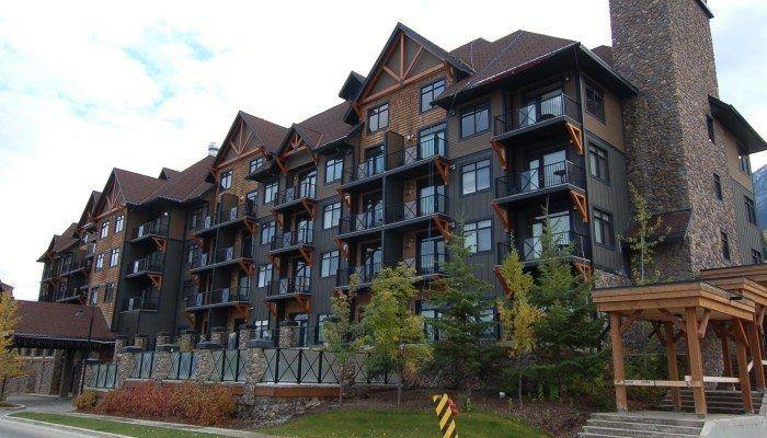 Visit in the summer for incredible mountain biking, hiking and rafting.  - Kicking Horse Glacier Mountain Lodge 2 Bedroom Condo - Great Location! - Golden - rentals