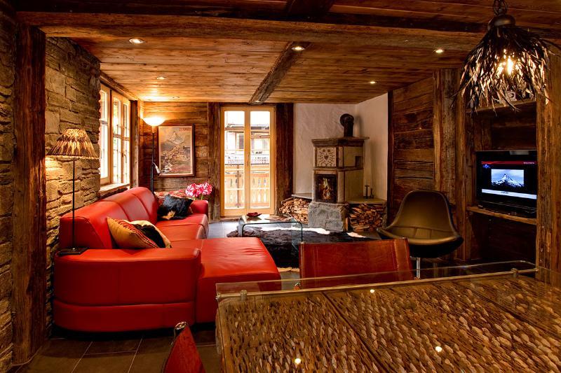 Chalet Heidi, Sleeps 6 - Image 1 - Zermatt - rentals