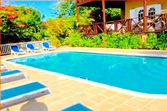 Bois Rouge Villa - St Lucia - Bois Rouge Villa - St Lucia - Marigot Bay - rentals