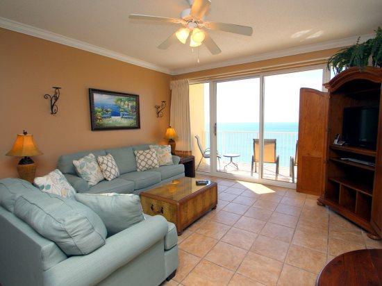 Charming 1 Bedroom Beachfront Condo at Boardwalk Beach Resort - Image 1 - Thomas Drive - rentals