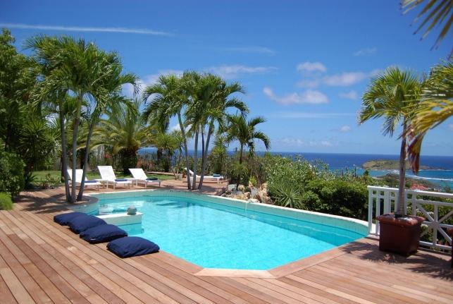 Villa Green Cay St Barts Rental Villa Green Cay - Image 1 - Pointe Milou - rentals