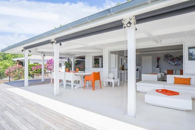 Villa Mapou St Barts Rental Villa Mapou - Image 1 - Saint Jean - rentals