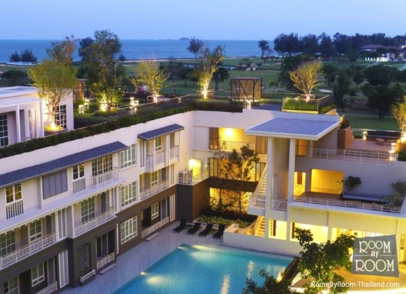 Condos for rent in Hua Hin: C6142 - Image 1 - Hua Hin - rentals