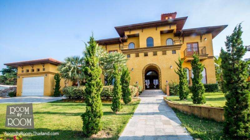 Villas for rent in Hua Hin: V6222 - Image 1 - Hua Hin - rentals