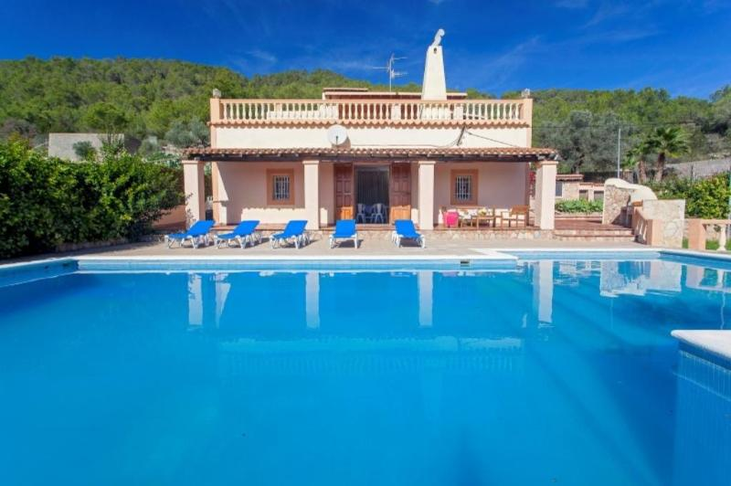 4 bedroom Villa in Buscastell, Islas Baleares, Ibiza : ref 2306404 - Image 1 - Ses-Paisses - rentals