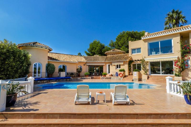 Villa Jiminez - Image 1 - Madrid - rentals