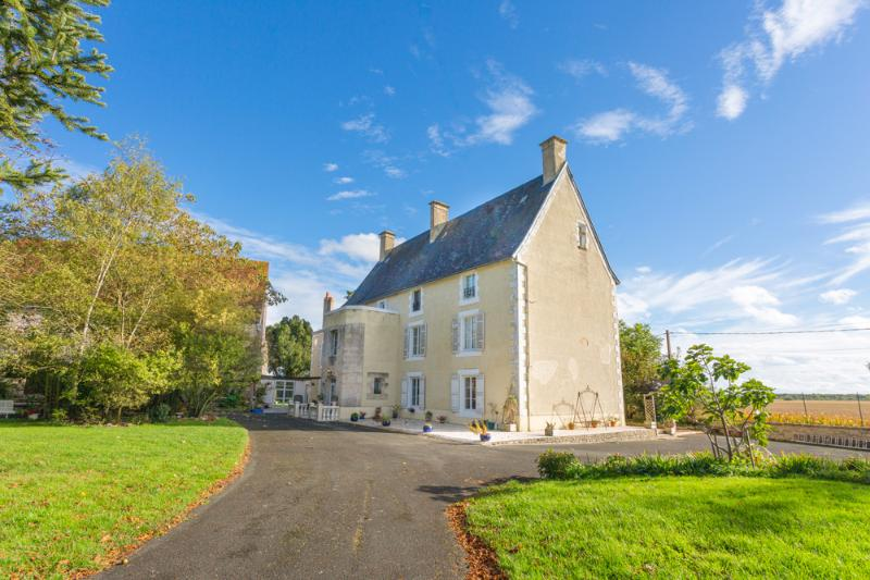 Chateau Caillaud + Cottage - Image 1 - Ardilleux - rentals