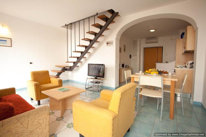 Apartment Andrea holiday vacation apartment rental italy, amalfi coast, amalfi - Image 1 - Amalfi - rentals