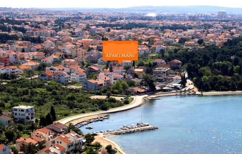 house - 7303  A3(4+1) - Zadar - Zadar - rentals