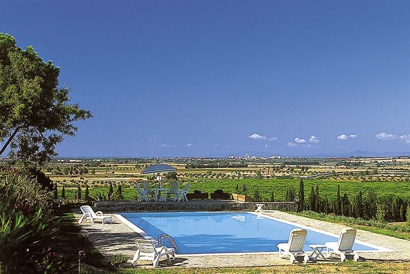 4 bedroom Villa in Massa Marittima, Maremma, Tuscany, Italy : ref 2307252 - Image 1 - Massa Marittima - rentals