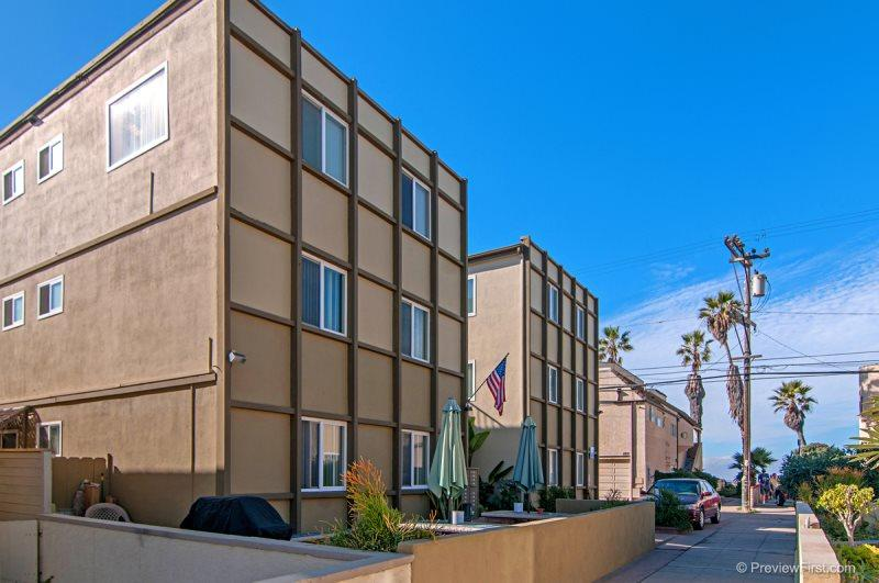 The Sandpiper - South Mission Beach - Image 1 - Pacific Beach - rentals