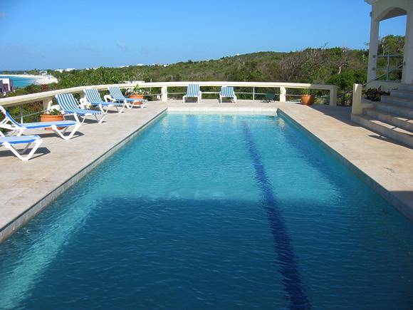 Beachcourt Villa - Image 1 - Anguilla - rentals