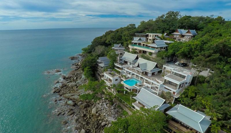 Luxury 6BR Villa - Private Access to Kamala Beach - Image 1 - Kamala - rentals