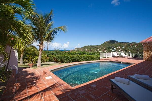 Beautiful and spacious villa within walking distance to town WV KRL - Image 1 - Saint Jean - rentals