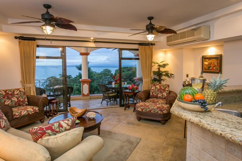 Shana 320 - Luxurious Condo with Breath-Taking Ocean Views! - Manuel Antonio National Park - rentals
